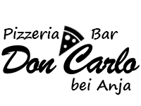 Pizzeria & Bar Don Carlo bei Anja_Logo